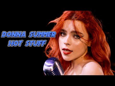 Hot Stuff - Donna Summer; by Andreea Munteanu & Andrei Cerbu