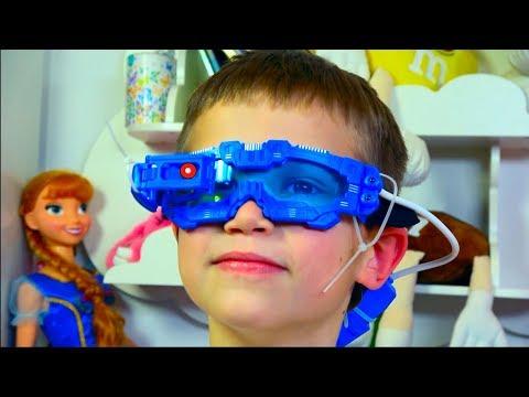 Подарки для и от ОДНОКЛАССНИКОВ/ / Распаковка игрушек/ Unboxing toys and birthday gifts (видео)