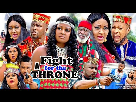 A FIGHT FOR THE THRONE Complete Season- [NEW MOVIE] ONNY MICHEAL LATEST NIGERIAN MOVIE 2021