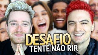 TENTE NÃO RIR - PIADAS HORRÍVEIS (ft. Luba) [+13]