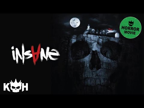Insane |  FREE Full Horror Movie