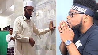Video CATHOLIC REACTS TO Imam Continues Salah During Earthquake - Subhannallah MP3, 3GP, MP4, WEBM, AVI, FLV Agustus 2018