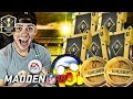 THESE MADDEN 18 WEEKEND LEAGUE REWARDS ARE JUICED?! I PULLED TWO 100K CARDS?!