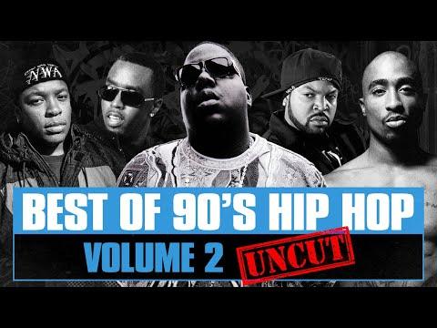 90's Hip Hop Mix #02  Best of Old School Rap Songs   Throwback Rap Classics   Westcoast   Eastcoast