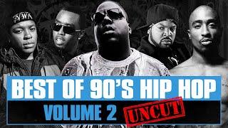 Video 90's Hip Hop Mix #02 |Best of Old School Rap Songs | Throwback Rap Classics | Westcoast | Eastcoast MP3, 3GP, MP4, WEBM, AVI, FLV Juni 2019