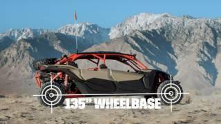 6. New 2017 Can-Am Maverick X3 MAX High Performance 4-Seat UTV