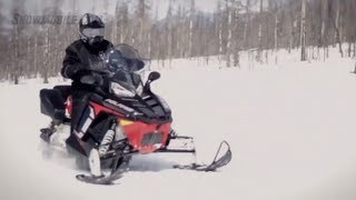 9. 2012 Polaris Adventure 600 Snowmobile Review