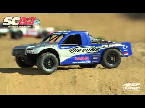 Team Associated SC8.2e 4WD Electric Off Road Race Truck RC10.com