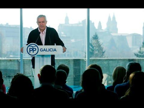 """Arenas: """"Nosotros dedicamos nuestro Congreso a los españoles"""