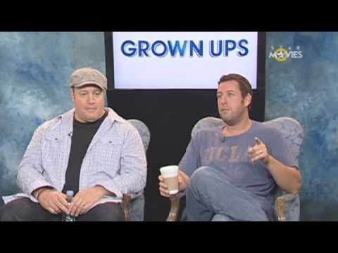 STAR Movies VIP Access: Adam Sandler, Kevin James, Rob Schneider and David Spade