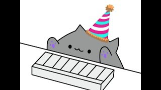 Bongo Cat - Birthday Song (TRAP REMIX)