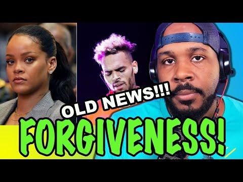 Rihanna Forgives Chris Brown?! (OLD NEWS) | The Pascal Show
