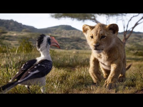 'The Lion King' Official Trailer (2019) | Donald Glover, Seth Rogen, Beyonce