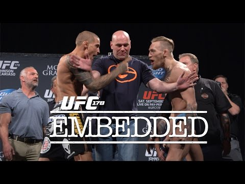 UFC 178 Embedded%3A Vlog Series %C2%AD- Episode 6