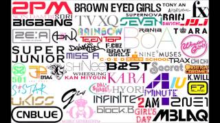 DISCLAIMER:1. This includes songs that were released up to 2015, not only the 2015 releases, sorry for any misunderstanding ^-^2. I do not own any of these songs, they all belong to their rightful owners, I just used them to create my own version of the random dance playsBe sure to leave any songs suggestions in the comments for the next dance play, or you can tweet me @BowTiedPandas // to make it easier you could also include the hashtag  'BTPDancePlay' // Thank you!~ Songs:G-Friend - Glass BeadT-ara - Sugar FreeGirl's Day - DarlingOrange Caramel - LipstickSistar - Shake It4Minute - Whatcha Doing Today?BTS - Boy In LuvBESTie - Excuse MeEXID - Up & DownGOT7 - Stop Stop ItMinah - I Am A Woman TooAPink - NoNoNoGirl's Day - ExpectationSistar - Touch My BodyOrange Caramel - CatallenaEXID - Ah YeahAPink - Mr.ChuB.A.P - 1004 (Angel)2NE1 - I Am The BestBigBang - Bang Bang BangGOT7 - Just RightTaeyang - Ringa Linga2NE1 - Come Back Home2PM - Go CrazyB.A.P - One ShotJJ Project - Bounce (sweet jesus what a cringe fest i love them sm)BTS - War Of Hormone Secret - Shy BoyOrange Caramel - My CopycatGirls' Generation - I Got A BoyAOA - Like A CatSistar19 - Ma BoyAPink - RememberSistar - AloneGirl's Day - Something~~~~~~~~~~~~~~~~Have fun dancing!~~