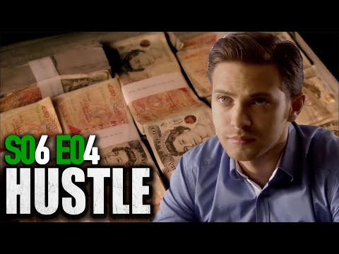 The Father of Jewels | Hustle: Season 6 Episode 4 (British Drama) | BBC | Full Episodes