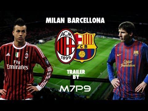 Milan - Barcellona PROMO 20-02-2013 by marco7pato9