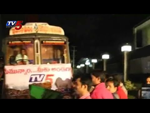 Huge Response to TV5 Hudhud Relief Campaign : TV5 News