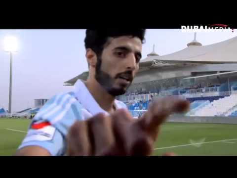 أهداف: بني ياس 1 – 1 الفجيرة – دوري الخليج العربي – الجولة الثانية والعشرون– موسم 2014/2015