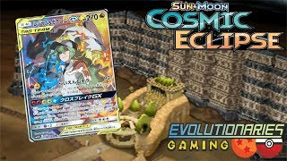 Cosmic Eclipse Reshirom & Zekrom Tag Team Deck Profile & Battles!!! by The Pokémon Evolutionaries
