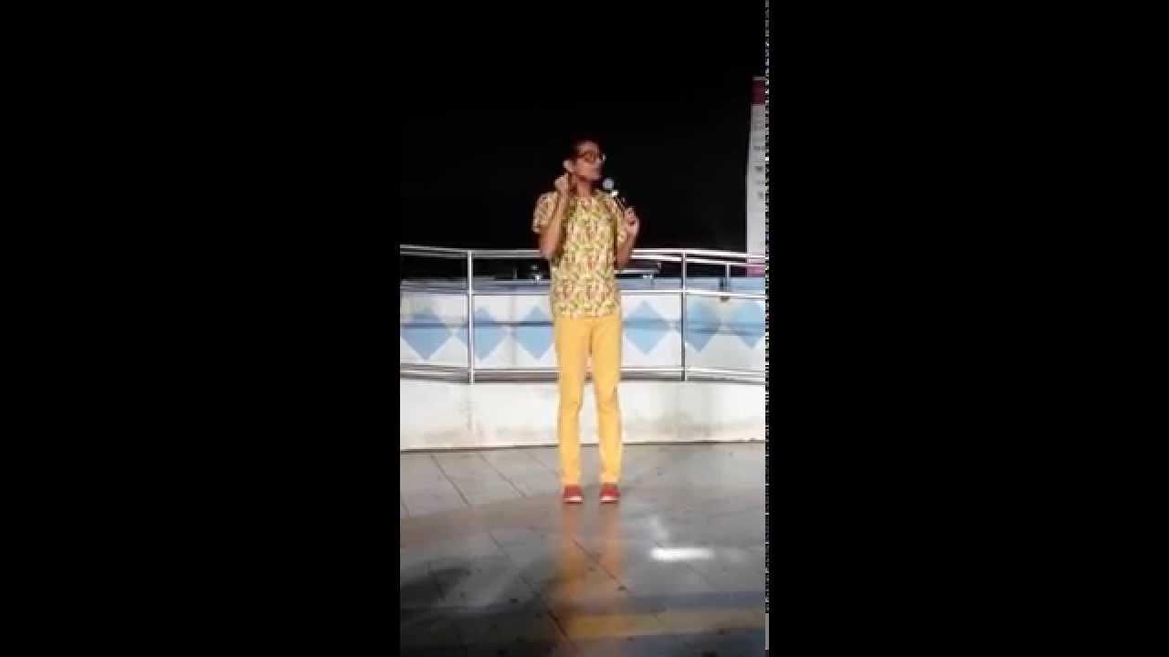 Kumar bringing his Comedy Show to the heartland! - YouTube