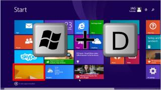 This tutorial covers how to set a Windows 8.1 PC to boot to the Windows desktop instead of the Start Screen.  You need to have Windows 8.1 with Update 1 installed for this to work.