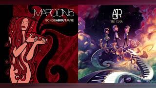Maroon 5 + AJR - She Will Be Loved/Turning Out (Mashup)