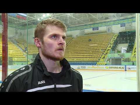 Защитник ХК «Рубин» Александр Федотов: «Надо выходить на лед единым кулаком»