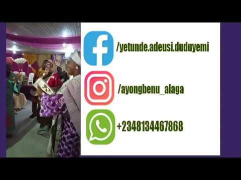Yoruba Traditional Marriage Ceremony Engagement-am Media Tv