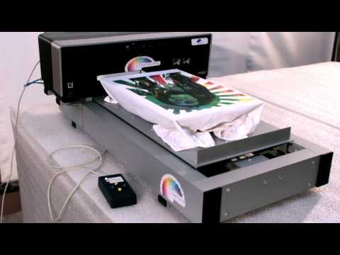 Планшетный принтер для печати на твердых поверхностях