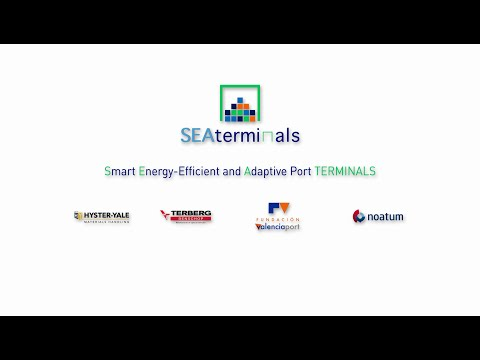 SEA TERMINALS Eco-Efficient Transport and Port Equipment