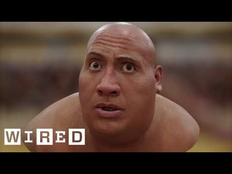 How The Rock Face Swapped with Vine Star Sione in 'Central Intelligence' | Design FX
