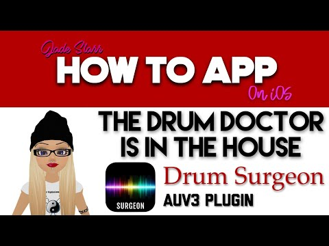 The Drum Doctor is in the House with Drum Surgeon on iOS + GIVEAWAY - How To App on iOS! - EP 126 S3