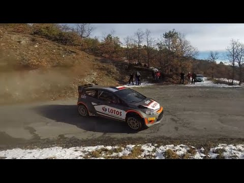 Robert Kubica - testy dzień 3 / tests day 3 [HD]