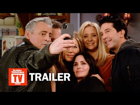 Friends: The Reunion Trailer   Rotten Tomatoes TV