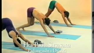 Intermediate Series Ashtanga with Sri K Pattabhi Jois