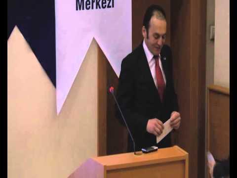 2013 Beyin Farkındalık haftası açılış konuşmaları: Prof. Dr. Metehan Çiçek, Prof. Dr. Sibel Özkan
