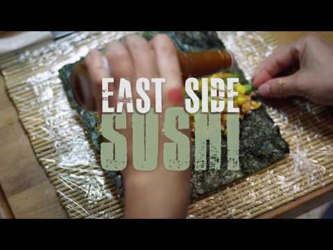 Anthony Lucero: The Ups & Downs Of Making East Side Sushi