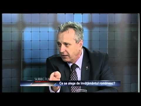 Emisiunea Subiectul zilei – Ion Duță – 10 februarie 2015