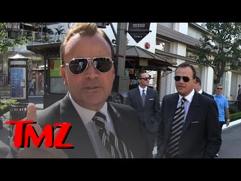 stand - Rick Caruso, who owns huge malls in Los Angeles, tells us what the meaning of the word 'tip' is when you tip a waiter!