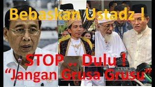 "Video JOKOWI terancam gagal BEBASKAN Ust.ABB ... ""Presiden Jangan Grusa Grusu"" (Wiranto) MP3, 3GP, MP4, WEBM, AVI, FLV Januari 2019"