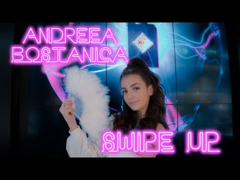 Andreea Bostanica - Swipe Up (Official Video)