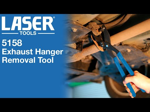 5158 | Laser Tools Exhaust Hanger Removal Tool