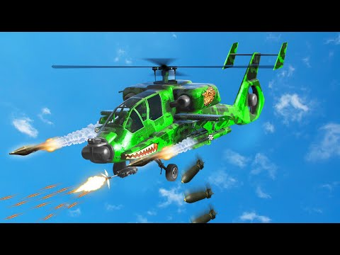 NEW EXTREME $5,000,000 ARMY HELICOPTER! (GTA 5 DLC) (видео)