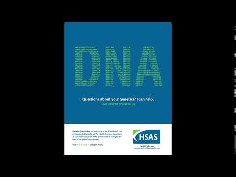 HSAS Genetic Counsellor