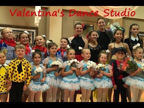 Танцевальная студия Валентины Еникеевой в Торонто