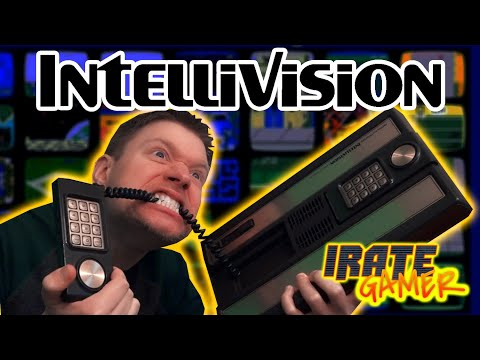 Intellivision Console Review (History of Video Games Part 10) S5E11 - The Irate Gamer