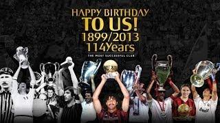 Chúc mừng AC Milan - 114 năm lịch sử hào hùng