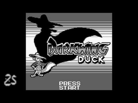 darkwing duck game boy music