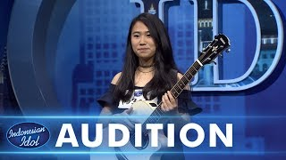 Video Tanpa ragu, Judika berikan Titanium Ticket untuk Amadea - AUDITION 5 - Indonesian Idol 2018 MP3, 3GP, MP4, WEBM, AVI, FLV November 2018
